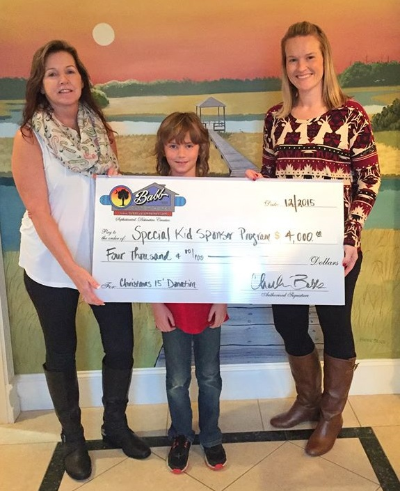 Annual Special Kid Sponsor Program Benefit