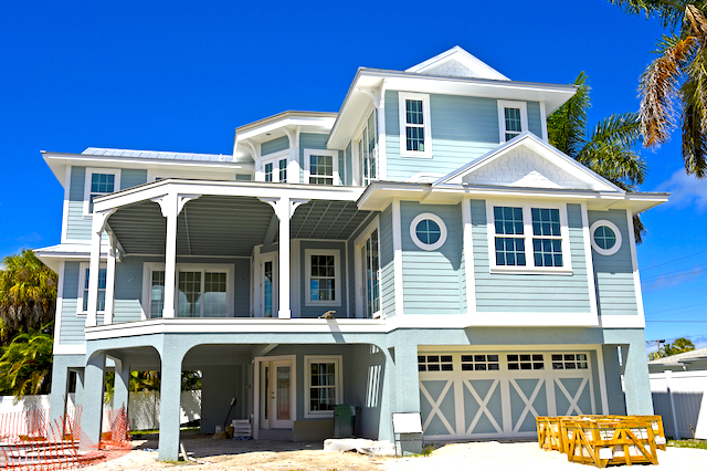 Features Of Luxury Waterfront Homes Babb Custom Homes